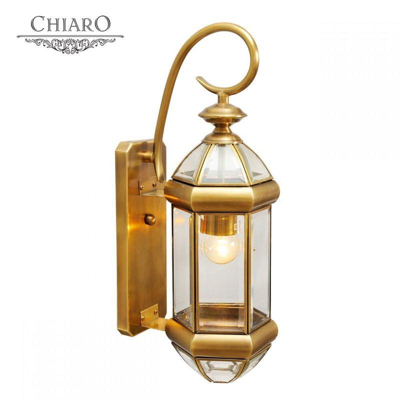 Уличный светильник Мидос 802020401