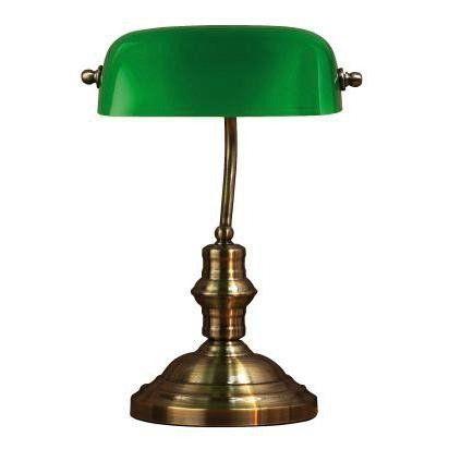 Настольная лампа Bankers 105931