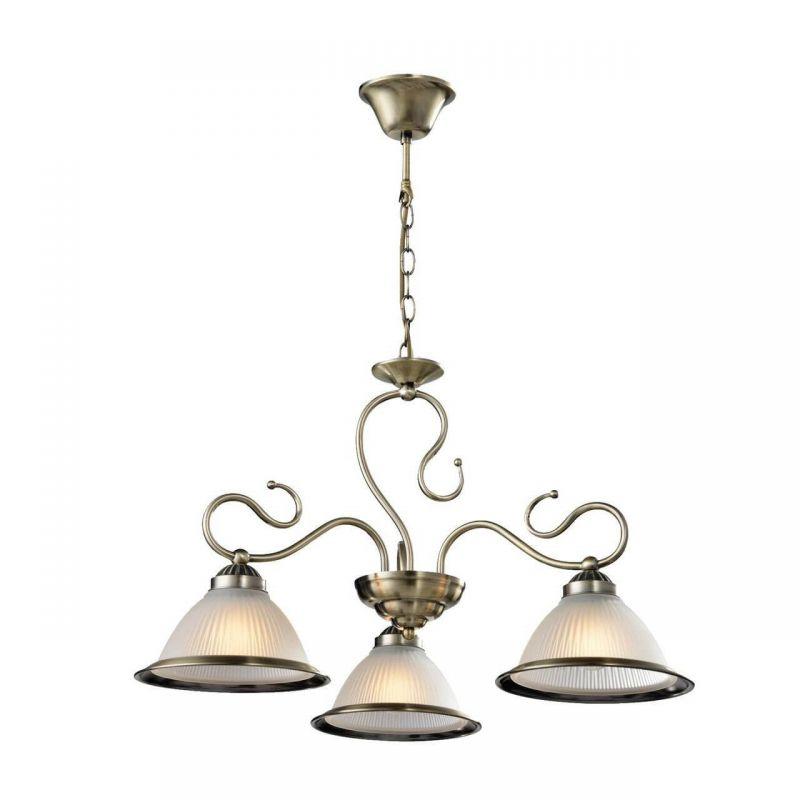 Люстра подвесная Arte Lamp Costanza A6276LM-3AB