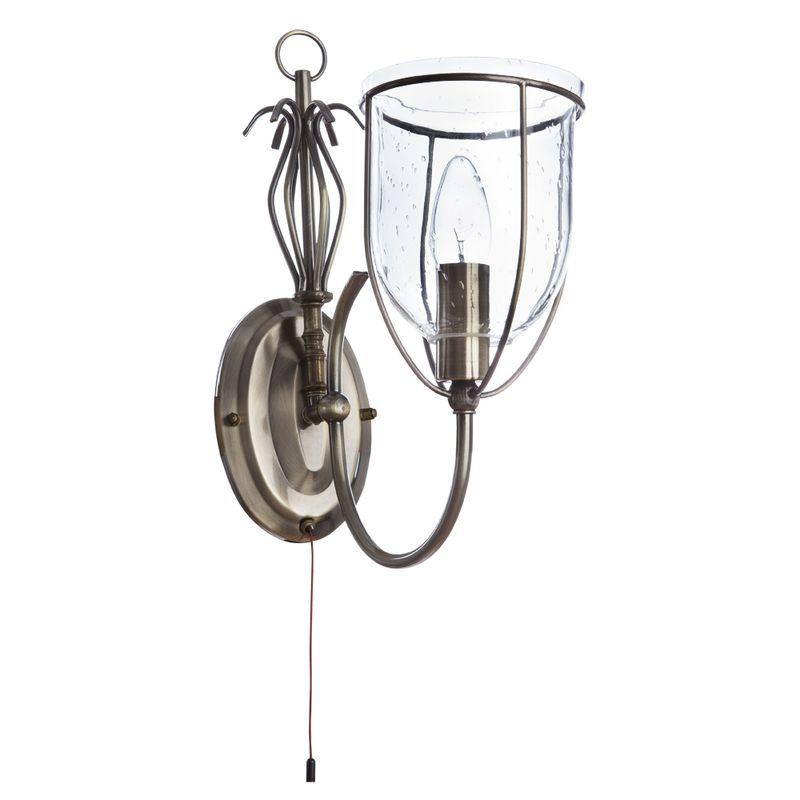 Бра Arte Lamp Decorative classic bc A6351AP-1AB