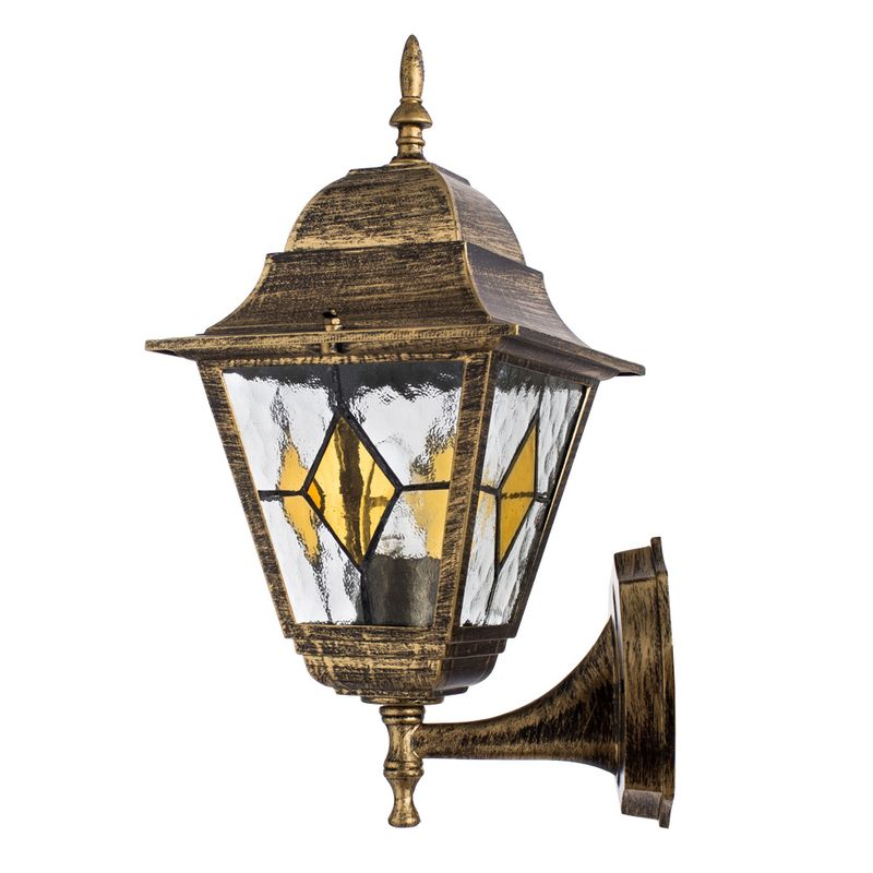 Уличный светильник Arte Lamp Berlin A1011AL-1BN