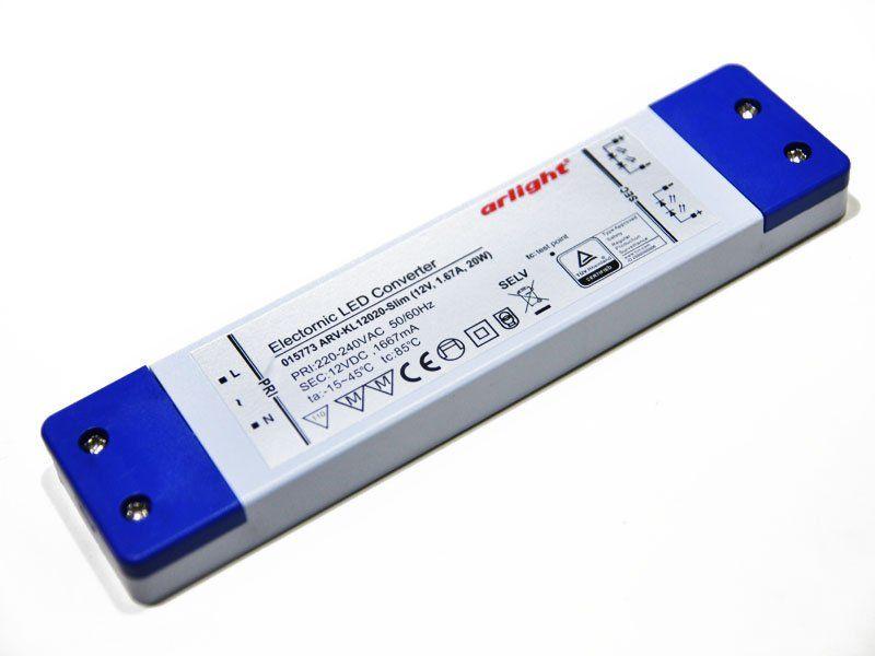 Блок питания ARV-KL20-Slim 2977990185612
