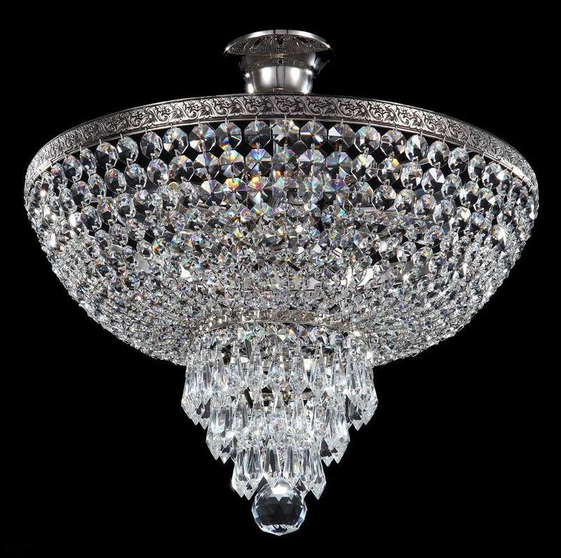 Потолочная хрустальная люстра Diamant 1 A890-PT40-N