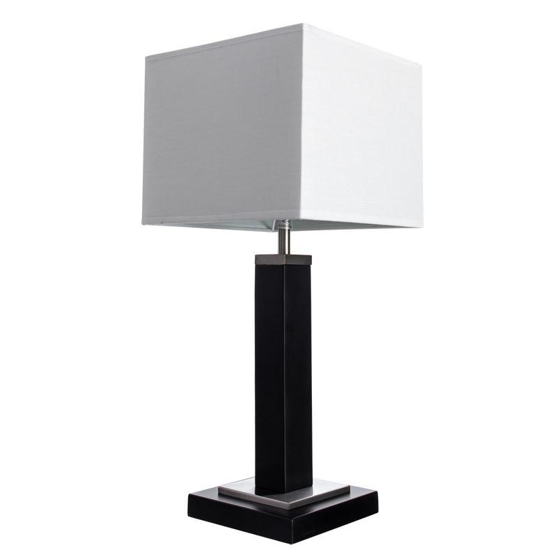 Светильник настольный Arte Lamp Waverley A8880LT-1BK