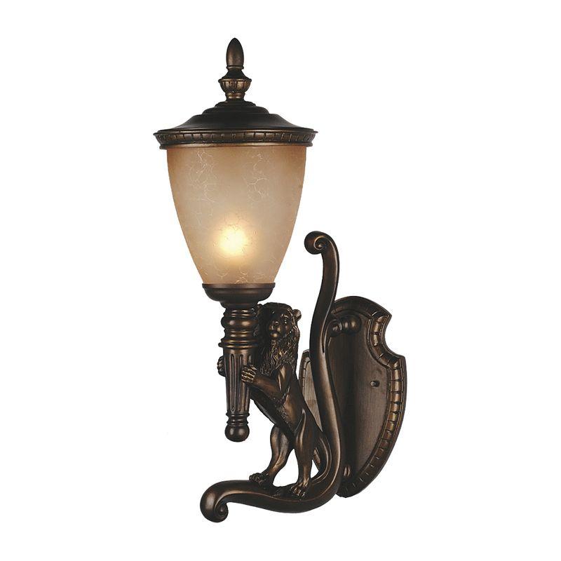 Уличный светильник настенный Guards 1337-1WL