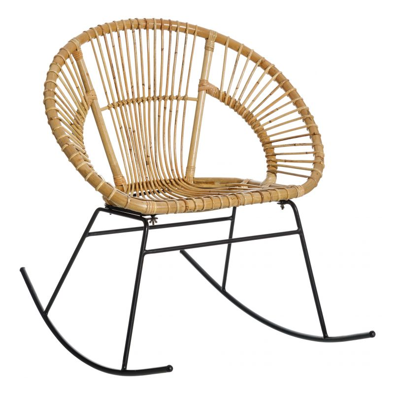Кресло-качалка To4rooms BD-916018
