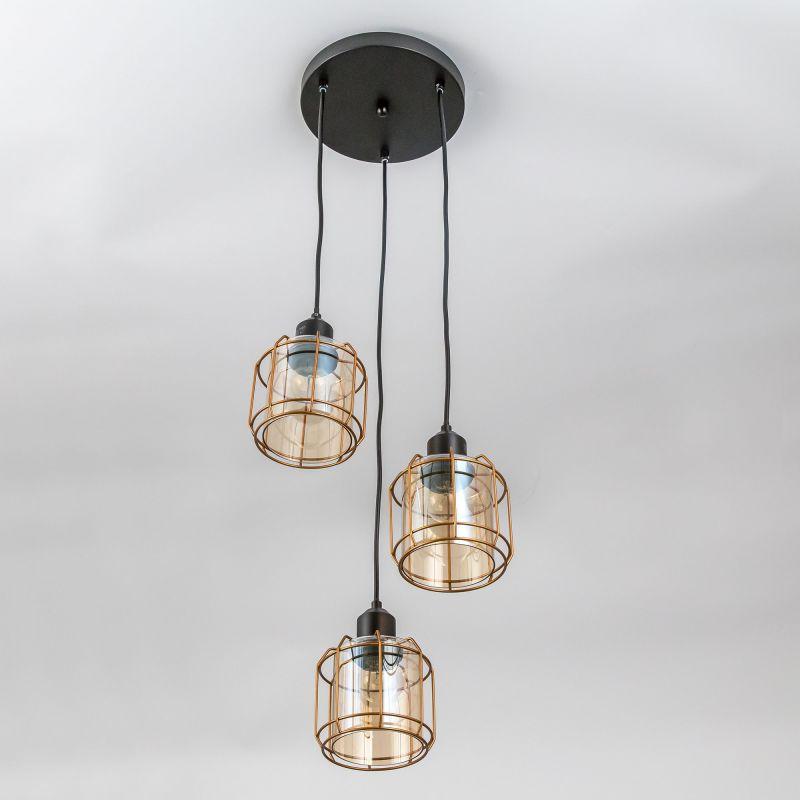 Подвесной светильник Citilux Таверна CL542232. Фото №4