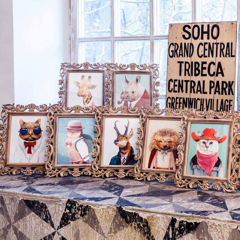 Репродукция Zoo парк 107643250. Фото №2
