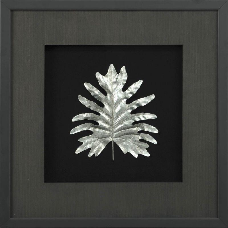 Панно Большие листья-1 9835A