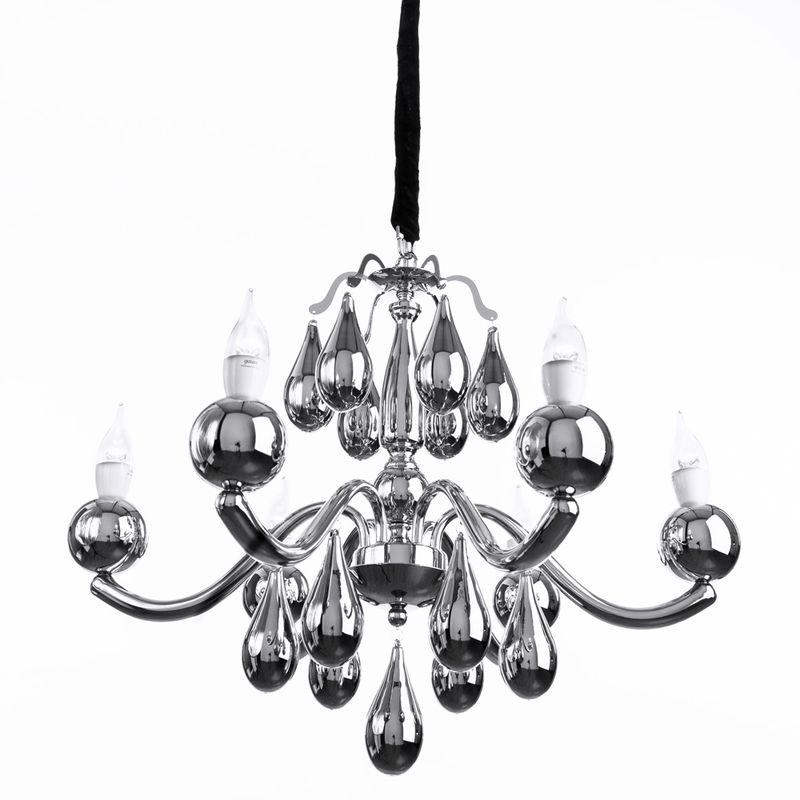 Люстра подвесная Arte Lamp Sigma A3229LM-6CC