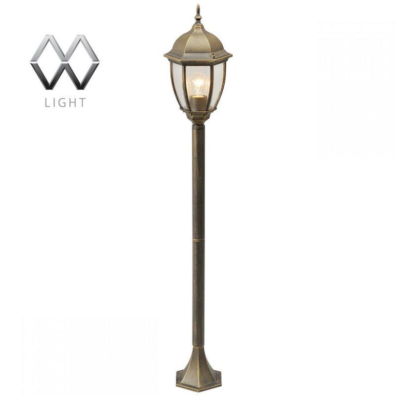Уличный наземный высокий светильник Фабур 804040501