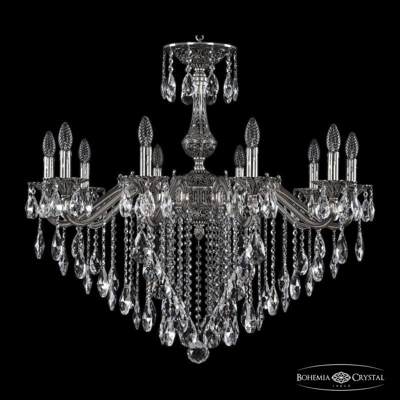 Люстра Bohemia Ivele Crystal 72102/10/300 B NB