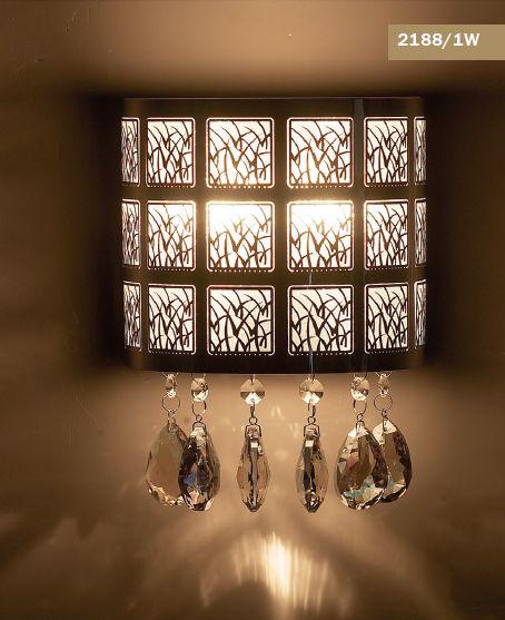 Светильник настенный Odeon Light Miora 2188/1W