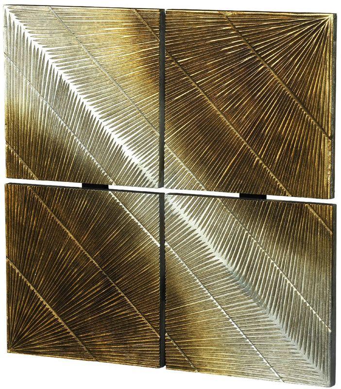 Панно Золотые лучи 16531C. Фото №1