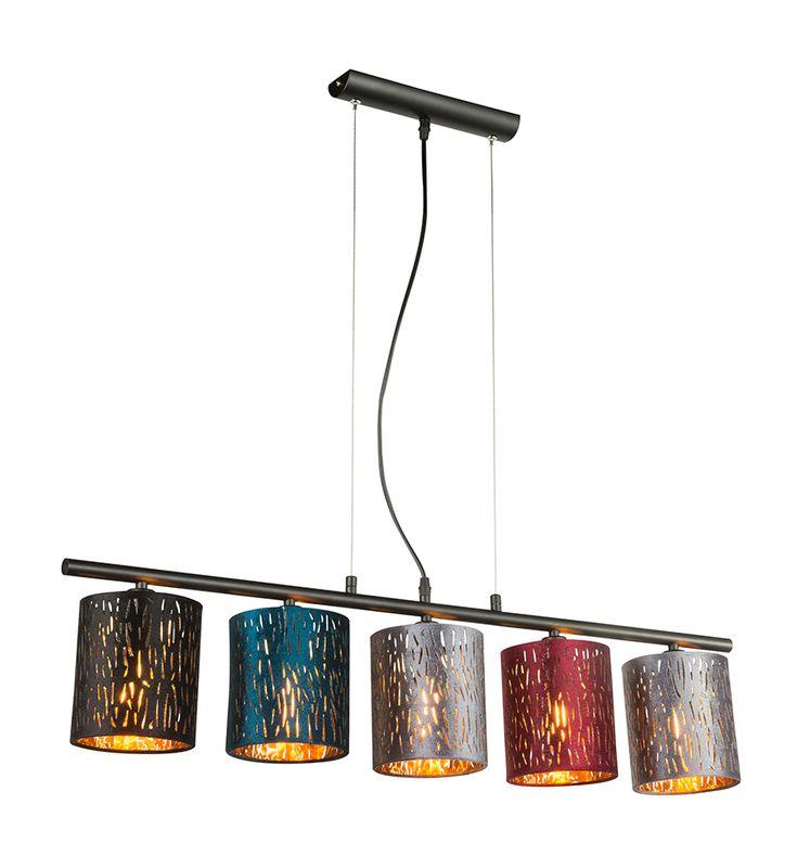 Светильник подвесной Ticon 15266-5H