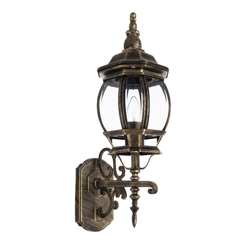 Уличный светильник Arte Lamp Atlanta A1041AL-1BN