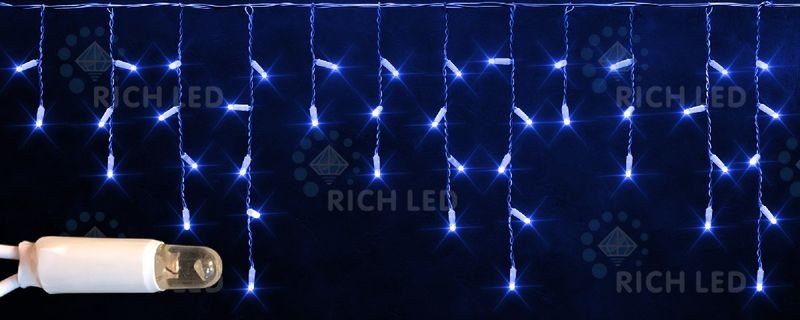 Светодиодная бахрома RL-i3*0.5-RW/B