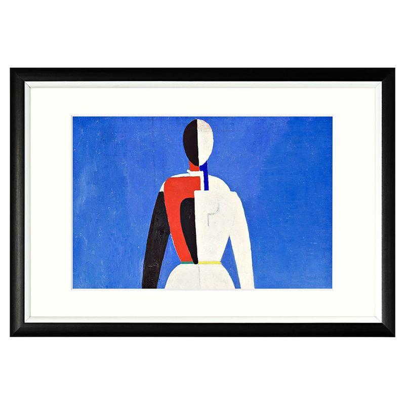 Арт-подушка Женщина с граблями 896513203. Фото №4