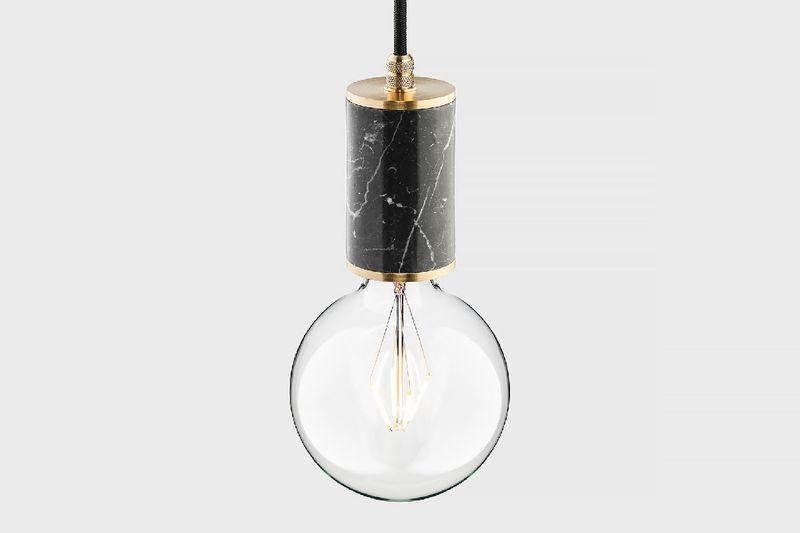 Подвесной светильник MARMOR GLANS LMG002NM. Фото №1