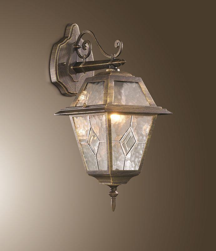 Уличный светильник настенный Odeon Light Outer 2316/1W