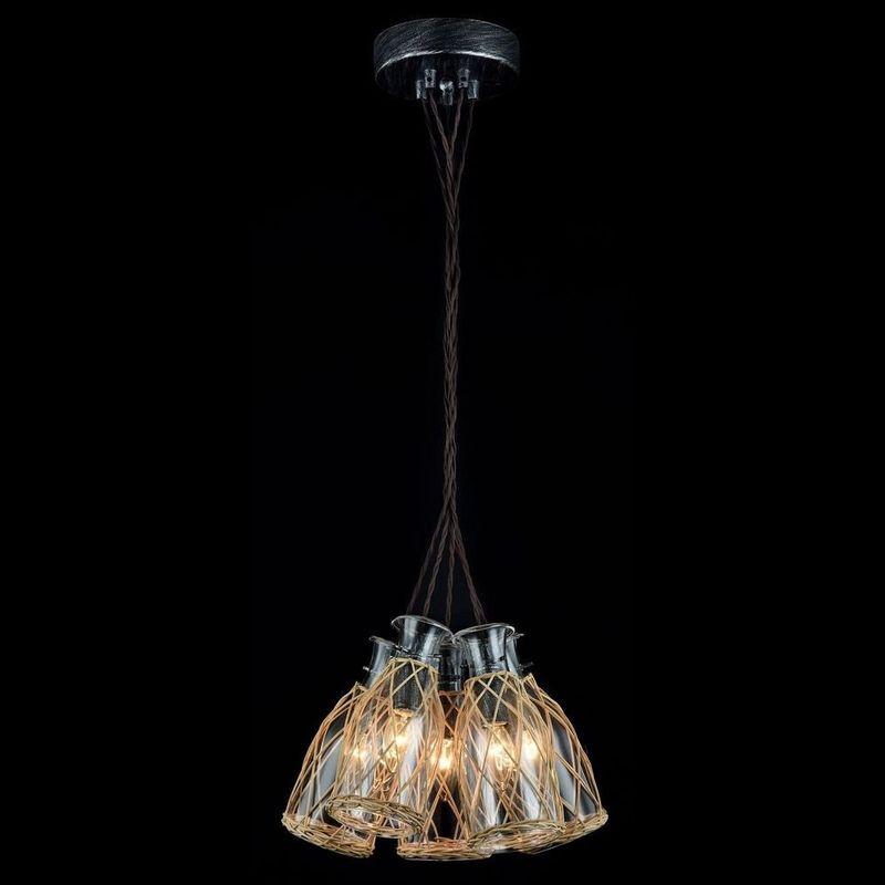 Подвесной светильник Rappe H099-05-B. Фото №1