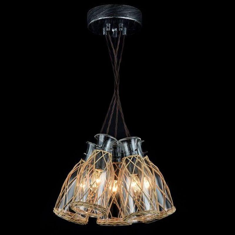 Подвесной светильник Rappe H099-05-B. Фото №2