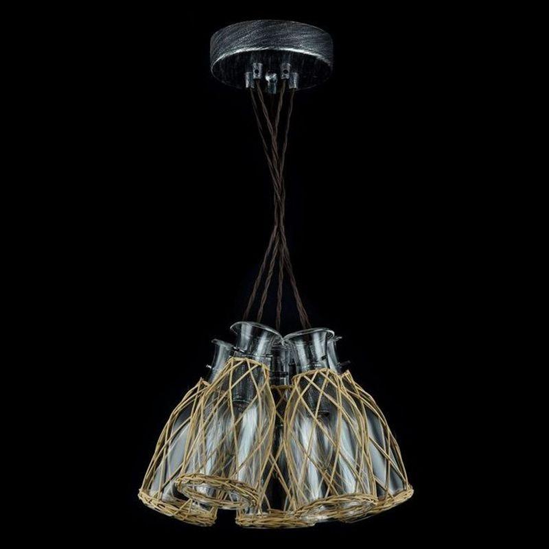 Подвесной светильник Rappe H099-05-B. Фото №5