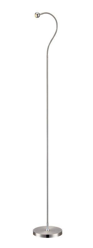 Светильник напольный (торшер) SERPENT 24109-1S