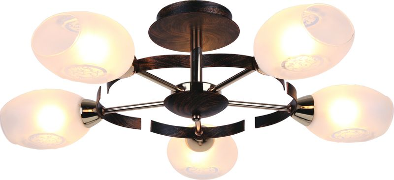 Светильник потолочный Arte Lamp Camilla A6094PL-5BA