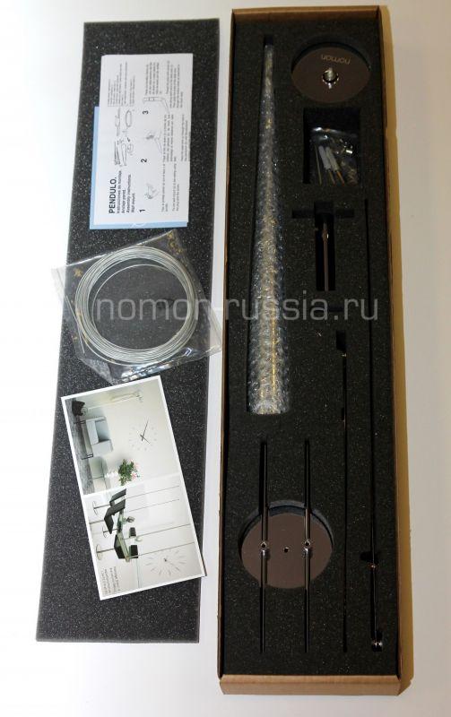 Настенные часы Pendulo i PEI. Фото №2