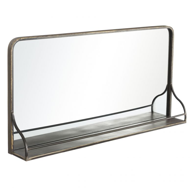 Зеркало настенное С Полкой To4rooms BD-346105