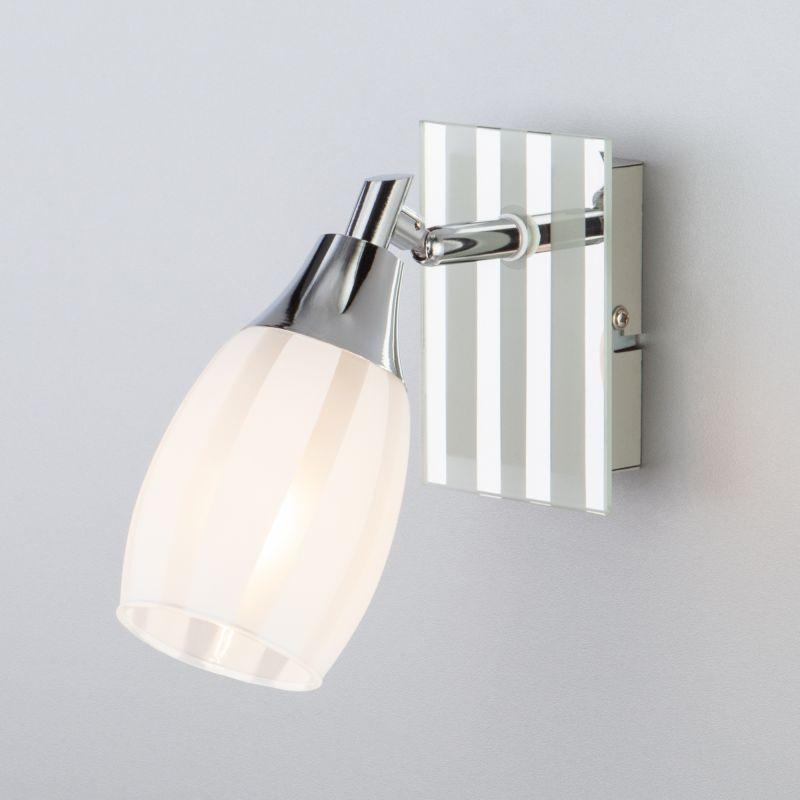 Настенный светильник Eurosvet Meridiane 20129/1 хром