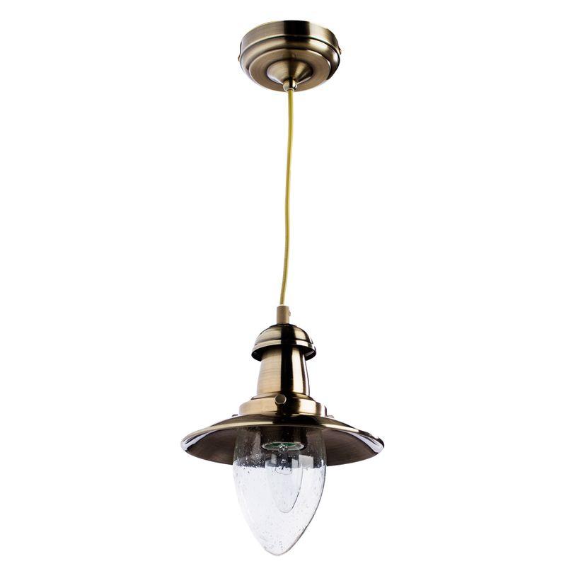 Светильник подвесной Arte Lamp fisherman A5518SP-1AB