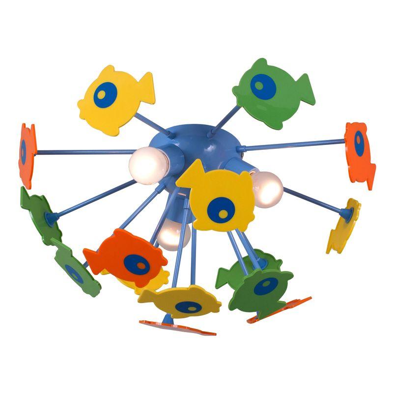 Светильник потолочный Рыбки 1300