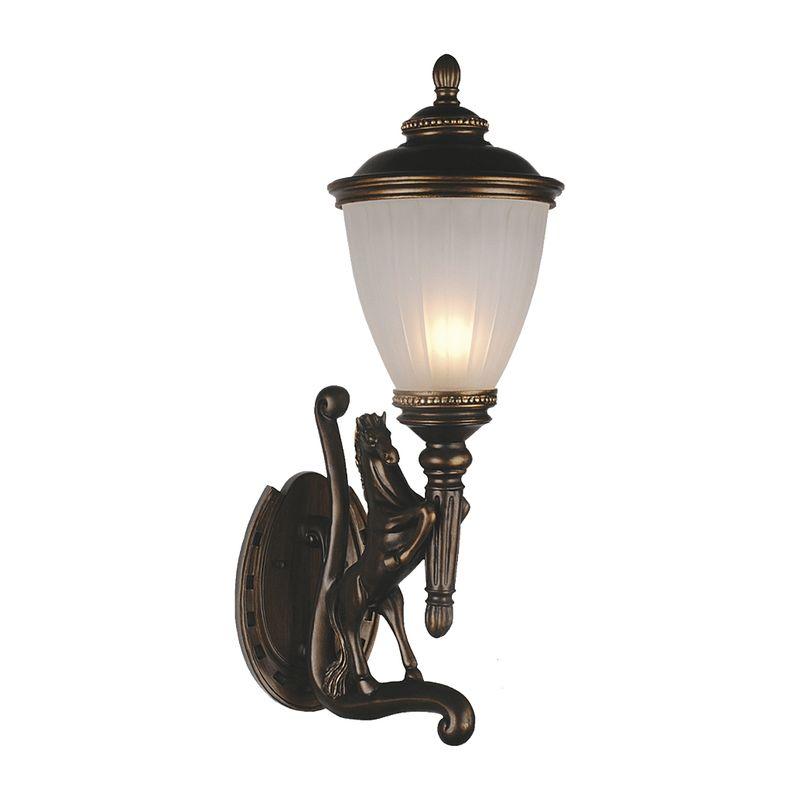 Уличный настенный светильник Guards 1334-1W
