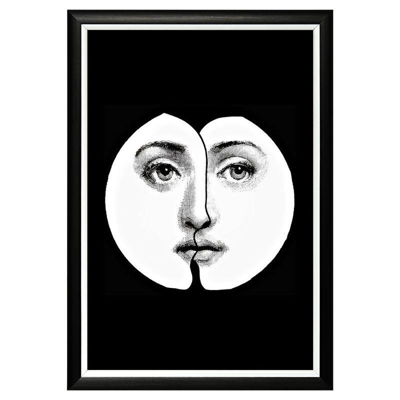 Арт-постер Mona Lina 9