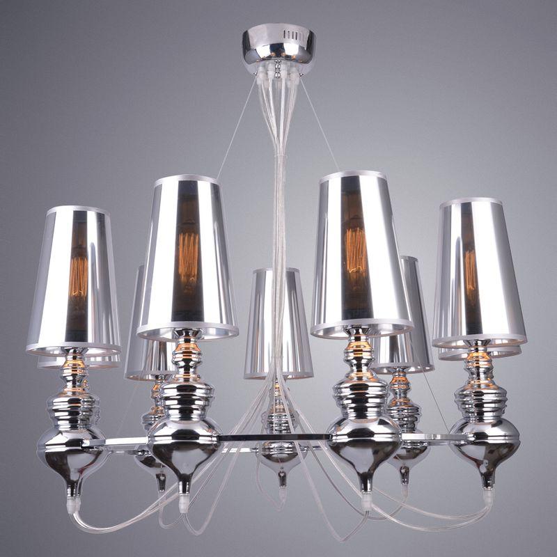 Люстра подвесная Arte Lamp Anna maria A4280LM-9CC