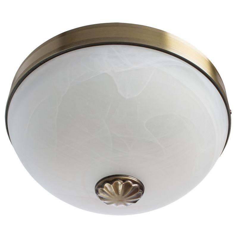 Светильник потолочный Arte Lamp Windsor white A3777PL-2AB