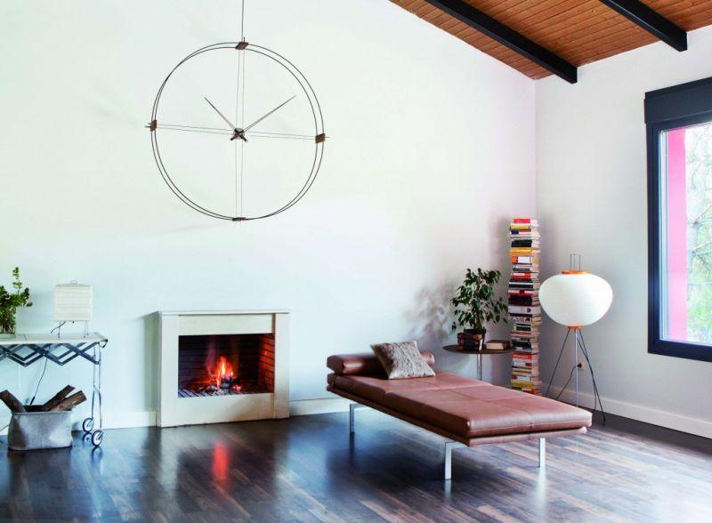 Настенные часы Delmori DEN000NN. Фото №2