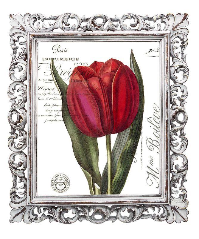 Репродукция гравюры Картинная галерея 236018563_2