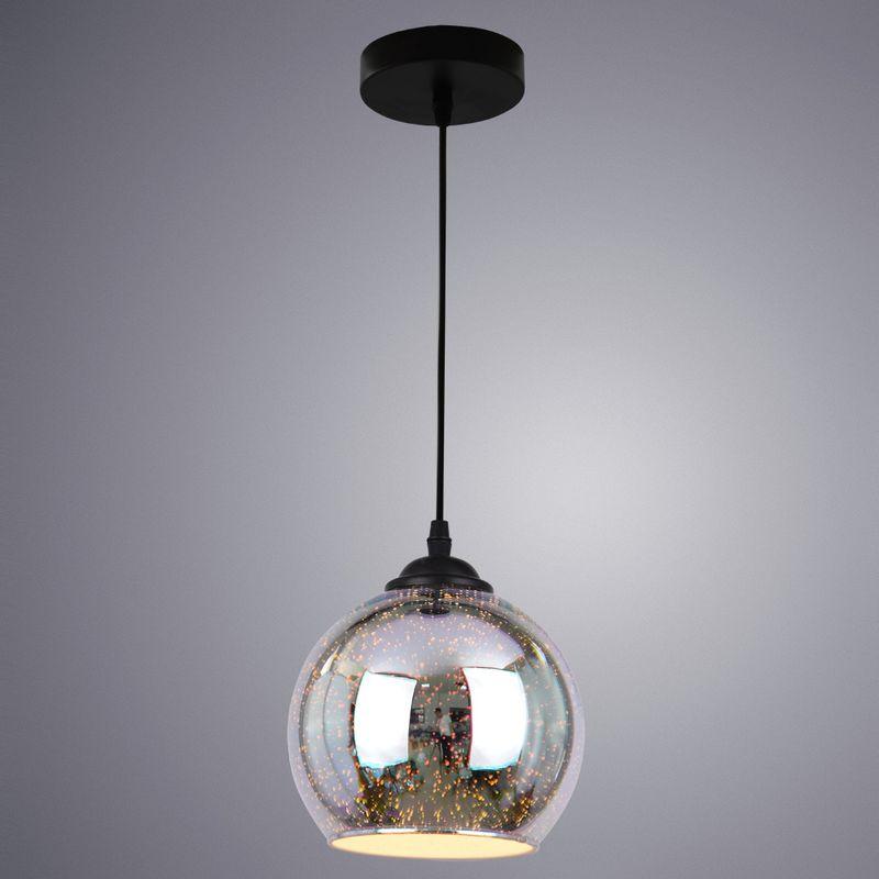 Светильник подвесной Arte Lamp Miraggio A3215SP-1BK