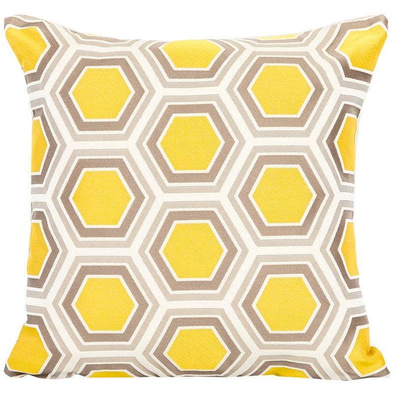 Интерьерная подушка Tomette Gold 3113036. Фото №4