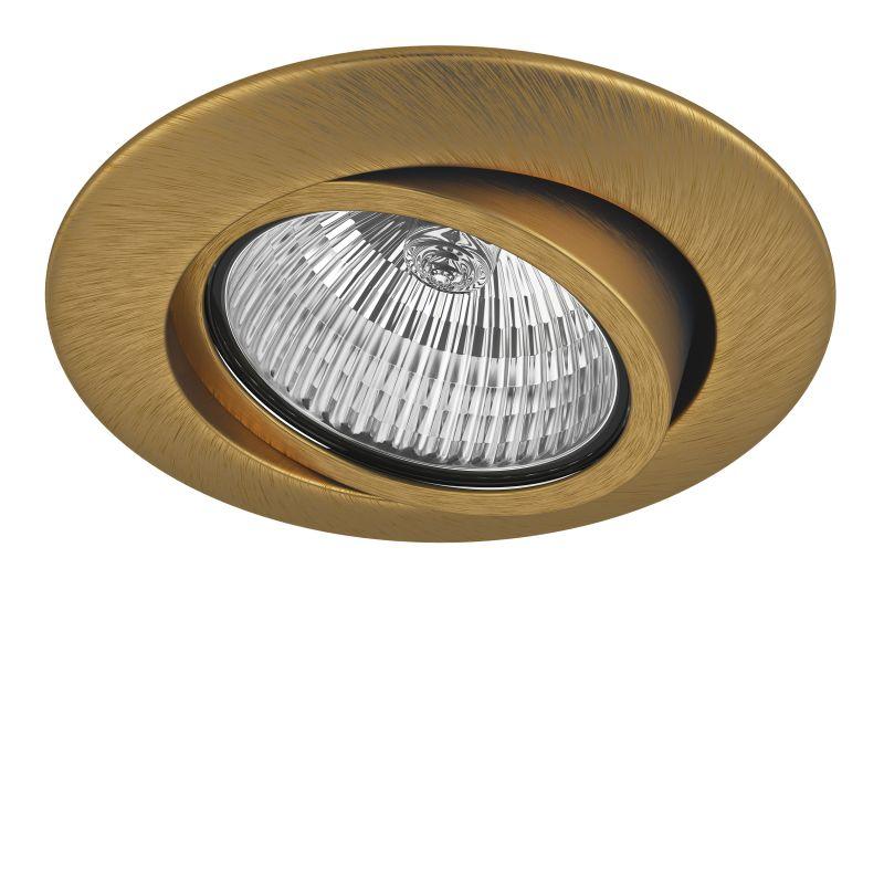 Светильник точечный встраиваемый Teso adj 011083