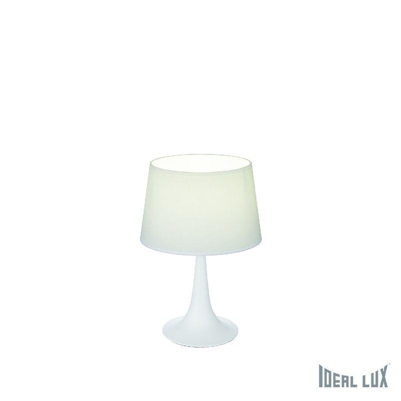 Настольная лампа LONDON TL1 SMALL BIANCO