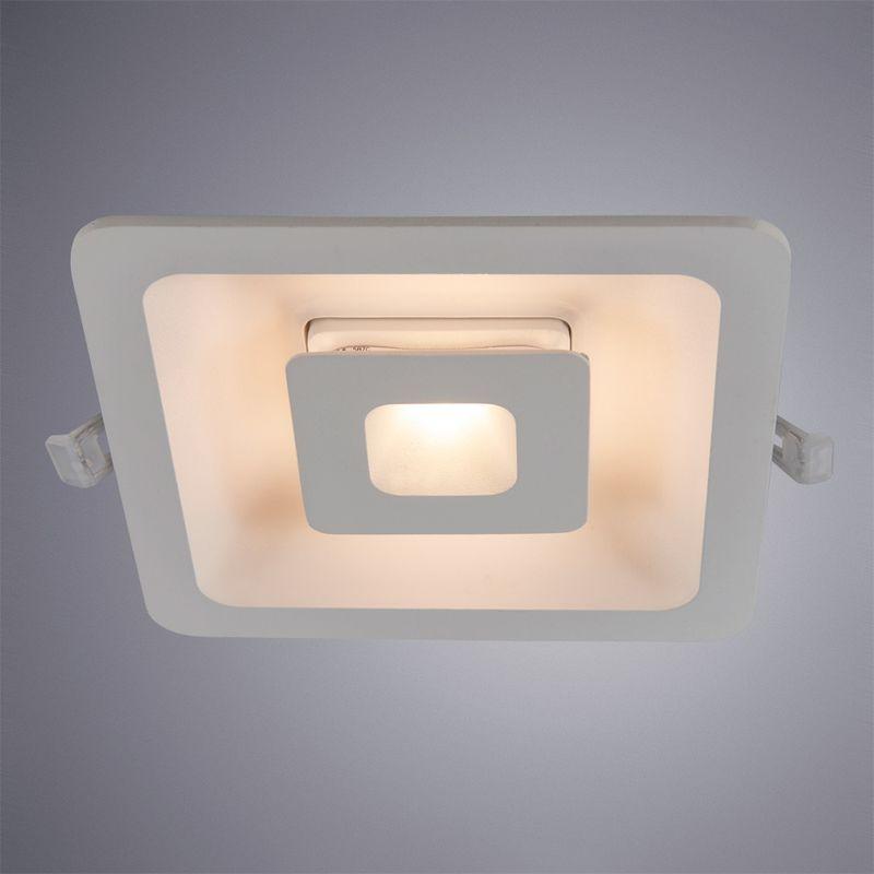 Уличный светильник Arte Lamp Canopo A7247PL-2WH
