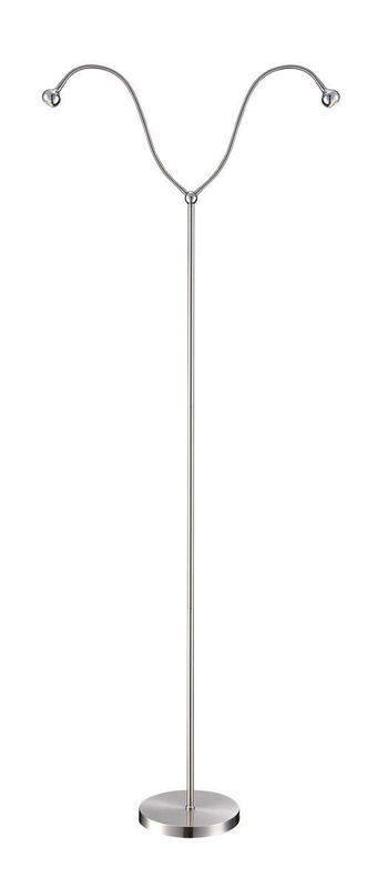 Светильник напольный (торшер) SERPENT 24109-2S