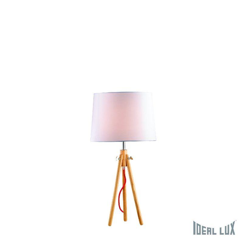 Настольная лампа YORK TL1 BIG WOOD