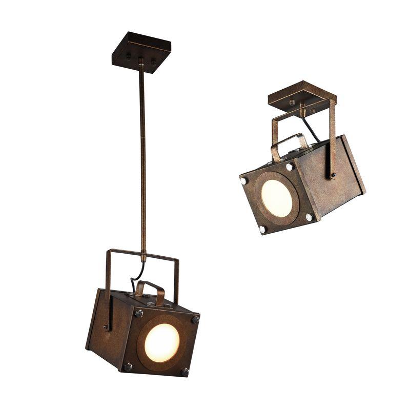 Подвесной светильник Foco 2037-1U