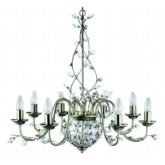 Светильник подвесной Arte Lamp Decorative classic m A2092LM-8AB