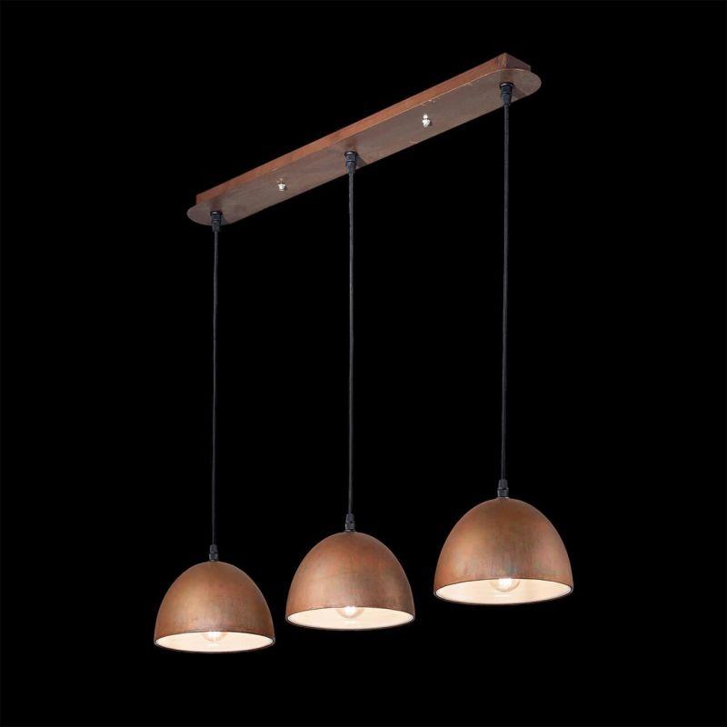 Светильник подвесной Ideal Lux Folk SP3. Фото №2